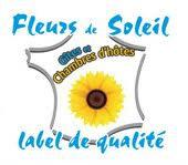 Label Fleurs de soleil